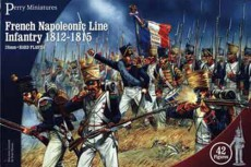 Perry's French Napoleonic Line Infantry 1812-1815