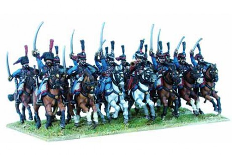 French Hussars 1792-1815