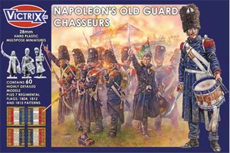 Napoleon''s Old Guard Chasseurs