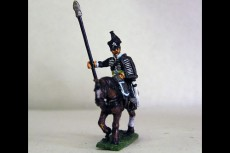 Brunswick Hussars Standard Bearer x2