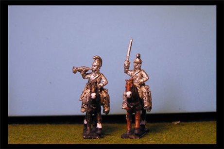 Chevauxlegers / Dragoons Command