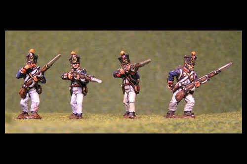 Fusiliers Firing Line / Skirmish 2