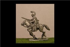French Carabiniers Charging 3 (One piece Casting x2)