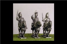 Empress Dragoons Charging (4 figs with 3 variants)