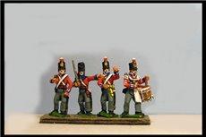 Hanover Landwehr Command Firing Line/Skirmish