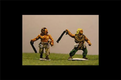 Light Infantry slingers (2 variants)