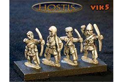 Viking archers (8 figures per pack)