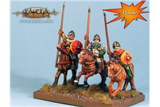 Imperial household scara (4 mtd. Figures)