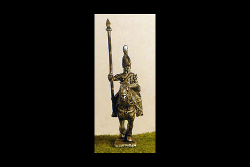 Dutch Carabiniers Standard Bearer in Bicorn. 1st & 3rd regs