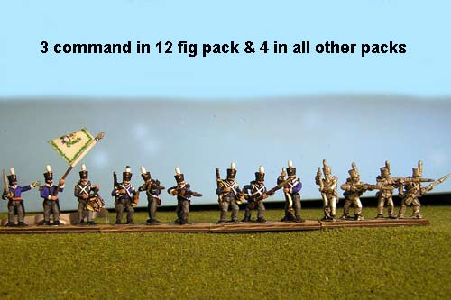 Dutch Firing Line 12 figs