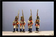 German Infantry in Helmet Marching Pack 1 (3 variants in 8 figure pack)