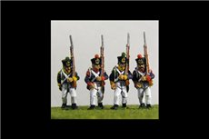 Young Guard Tirailleurs/ Voltiguers 1813-1815 March Attack Campaign Dress