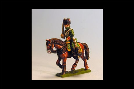 Chasseurs a Cheval de la Guard At Rest Campaign Dress 8 figs with Command
