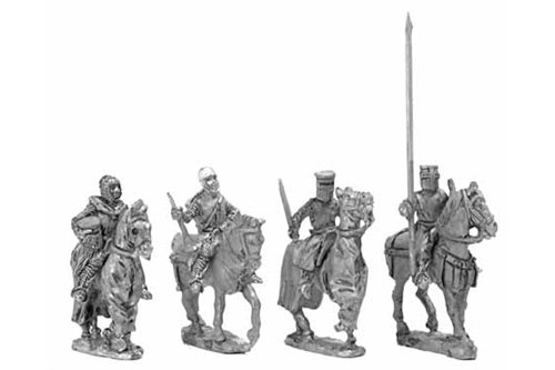 Italian or German, command group - four variants.