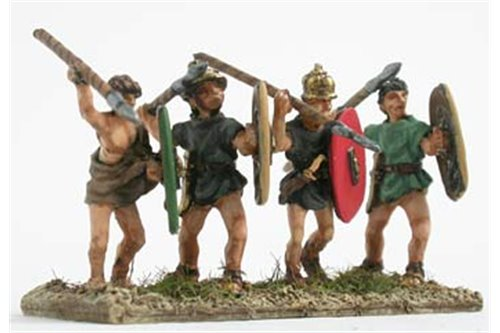 Light infantry with javelins  (5 variants)