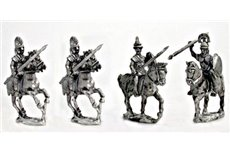 Heavy cavalry (3 variants)