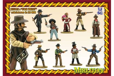 Far West Gunfighters