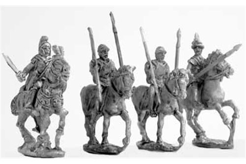 Cavalry command (3 variants)
