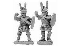 Macedonian Pikemen Officers/File Leaders (random 8 of 2 designs)