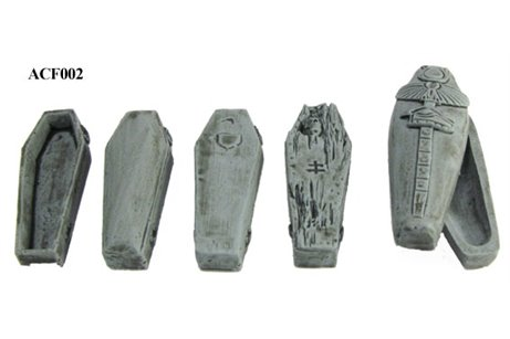 Coffins (Assortment)