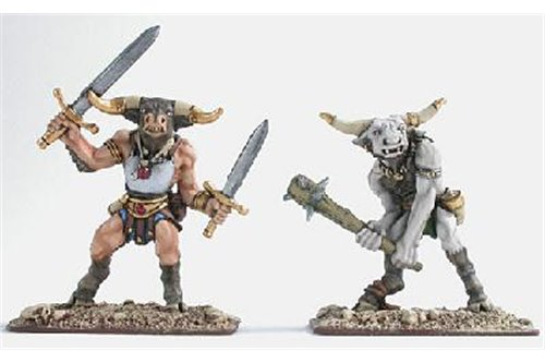 Minotaurs of Chaos 3