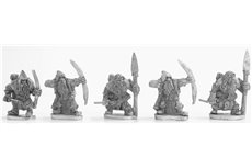 Ranger Dwarves