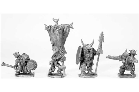 Goblin Command Group