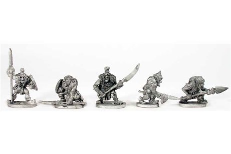 Goblins with Spear