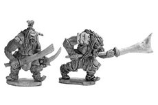 East Hobgoblin Warriors with two handed weapons 2