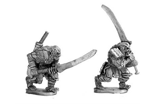East Hobgoblin Warriors with two handed weapons 3