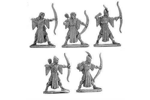 Hig Elves with Long Bow