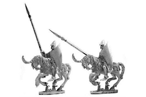 High Elf Veteran Cavalry With Lance