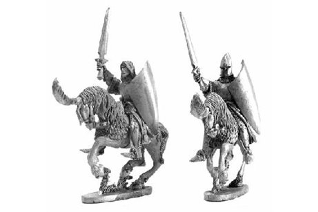 High Elf Cavalrymen with sword