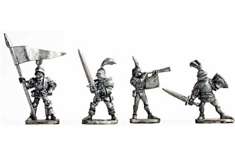 Swordsman Command Group