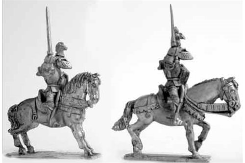 Mounted Knights