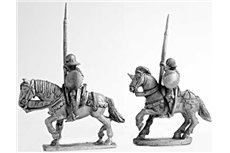 Mounted Men at Arms