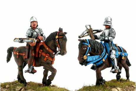 Mounted Crossbowmen