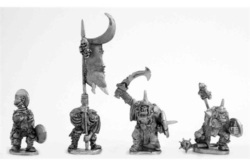 Orc Command Group 1