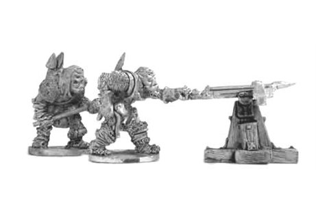 Orcs with Field Crossbow