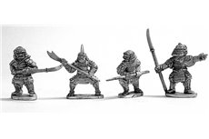 Nihon Orcs with naginata