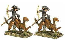 Ratscum Weasel Riders with Bow