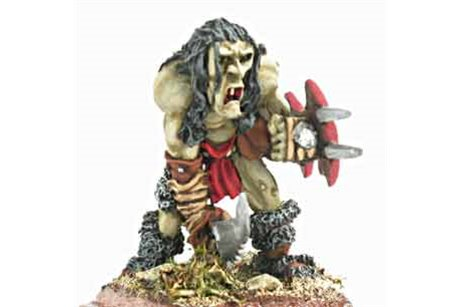 WarTroll with Cutting Weapon