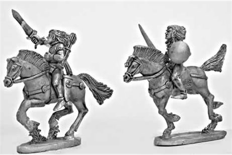 Wood Elves Cavalry