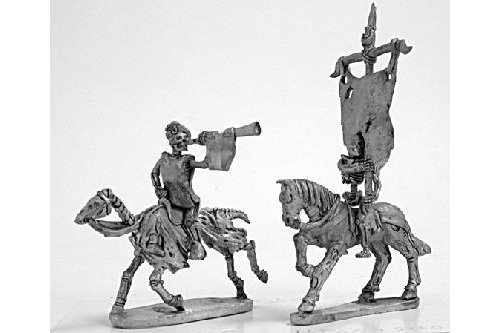Skeleton Cavalry Command 1