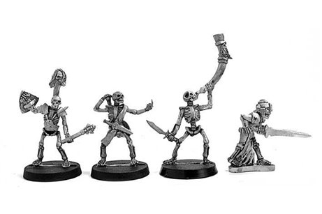 Skeleton Warriors Command 2