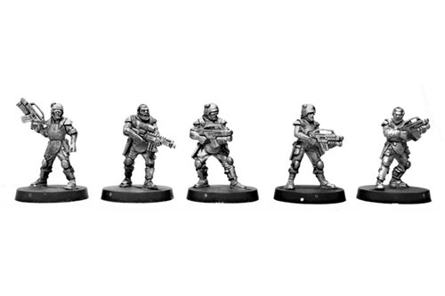 Trooper Tactical Squad