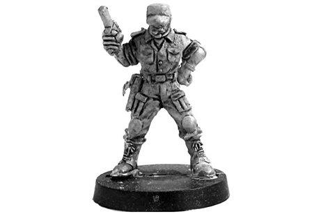 Trooper Leader