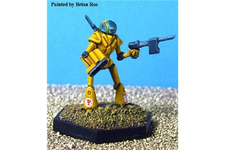 Battle Trooper - Type IV (3 miniatures)