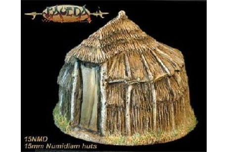 Numidian straw hut
