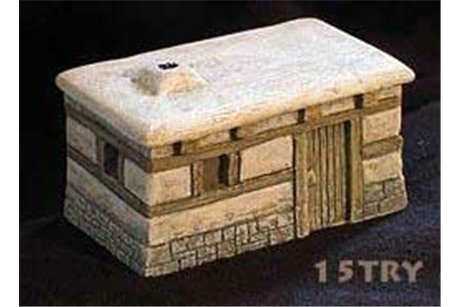 15mm Mycenaean small house